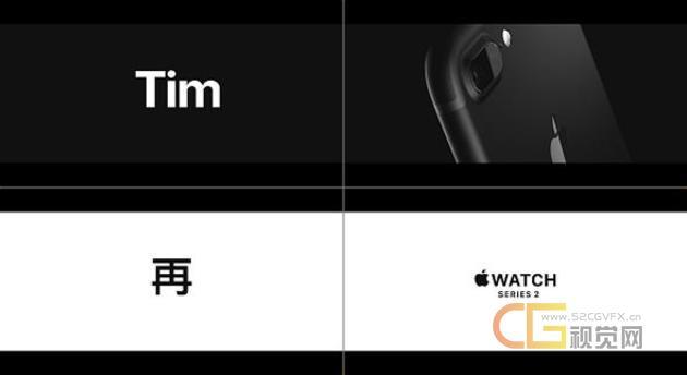 Apple 发布会快闪版 秒秒闪到你-AE模板下载